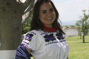 Candidata a Reina de los Trabajadores ITESZ