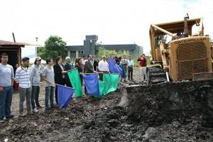 Inicia Construcción de Unidad Académica Departamental en el ITESZ