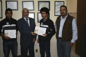 Reconoce ITESZ participación de alumnos en el Nacional Deportivo
