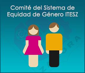 Comité del Sistema de Equidad de Género ITESZ