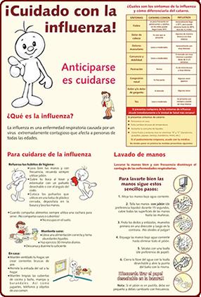 Información Influenza