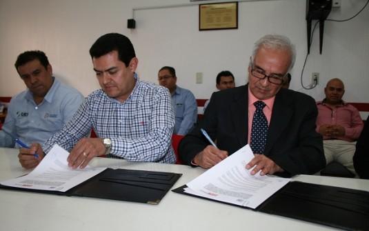 ITESZ y GIC Caor Internacional consolidan lazos de excelencia academia-empresa